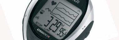 Polar CS600X  el pulsómetro total para ciclistas y corredores