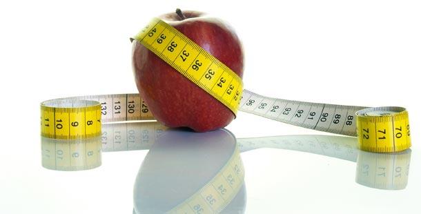 manzanas y adelgazar