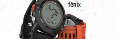 Garmin Fénix, el reloj GPS para mantener el rumbo