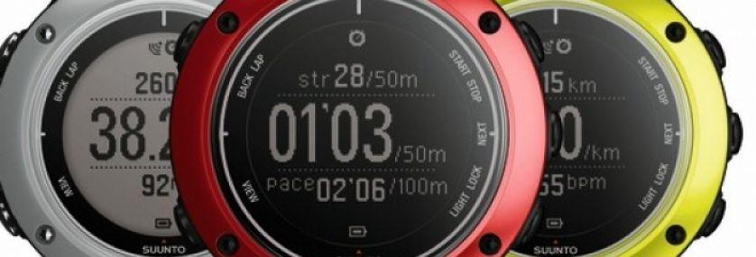 Suunto Ambit2 S el pulsómetro para triatletas, nadadores, ciclistas y runners
