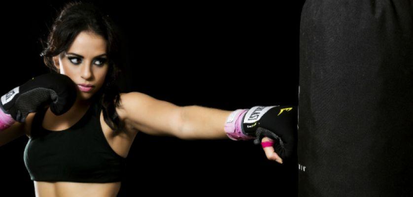 De para entrenamiento boxeo con peso saco perder