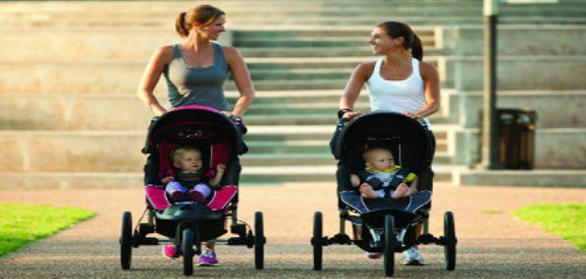 ba4b6ef2a Los 6 mejores cochecitos de bebé para running