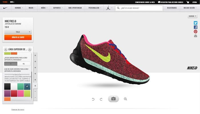 Cómo Personalizar Free Tus Zapatillas Nike wYwq1ZR