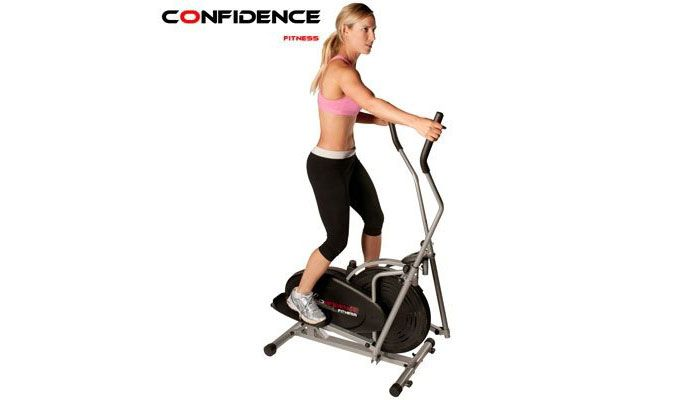 Confidence elliptical