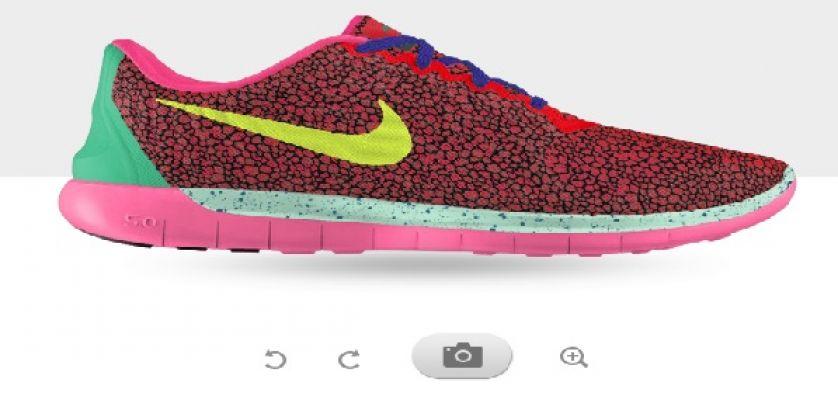 Deportes animal club  Cómo personalizar tus zapatillas Nike Free