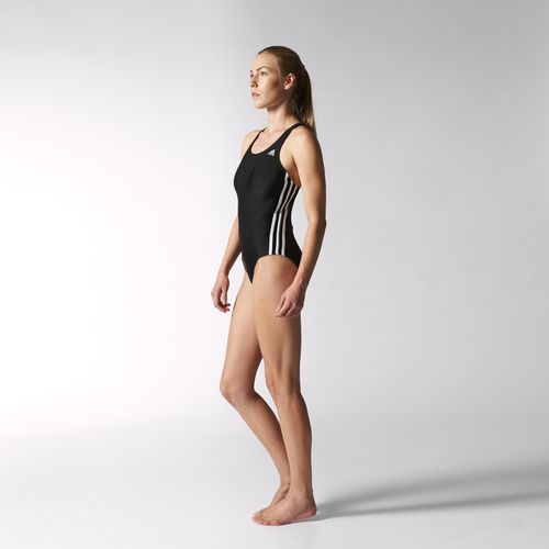 Bañador de natación para mujer Adidas authentic 3 stripes