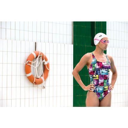 Bañador de natación para mujer Arena Dolcevita