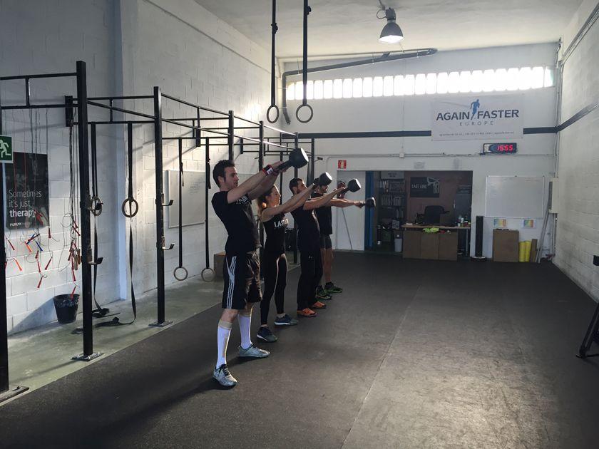 CrossFit entrenamiento: 15 repuestas con las que no podrás resistirse a entrar al Box