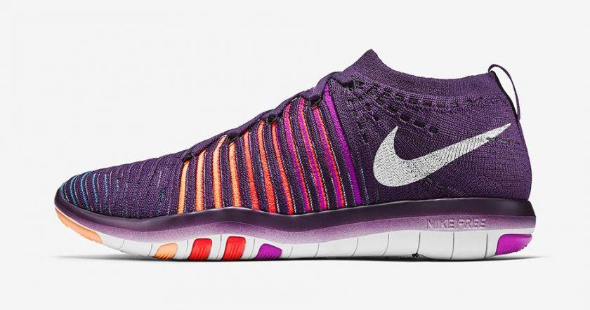 Nike Free Transform Flyknitla zapatilla de entrenamiento más
