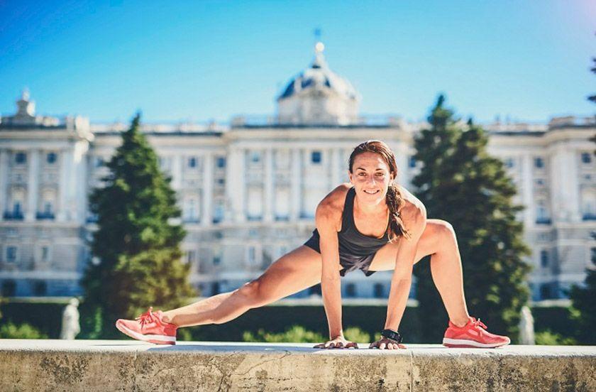 Hablamos de running, triatlón y fitness con Isabel Del Barrio
