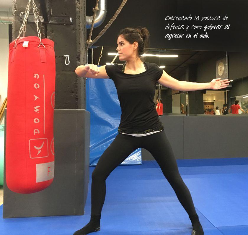 Defensa personal femenina: Defenderte no es cuestión de fuerza - foto 3