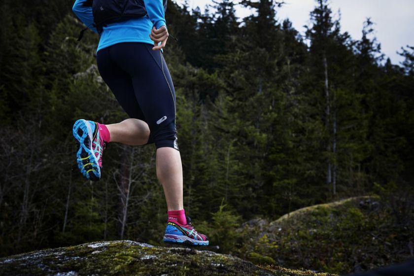 empezar a correr en la montaña
