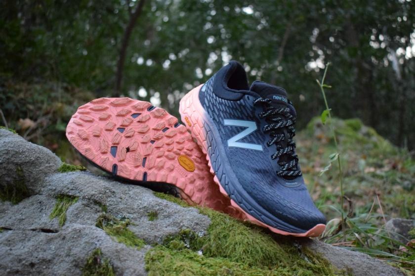 Trail | Fresh Foam Hierro V3 Gris|Azul | New Balance Mujer