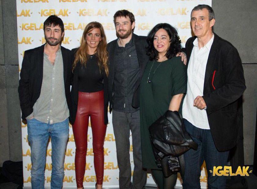 «Igelak (Ranas)», una noche de cine en el «megapuente» de diciembre - foto 1