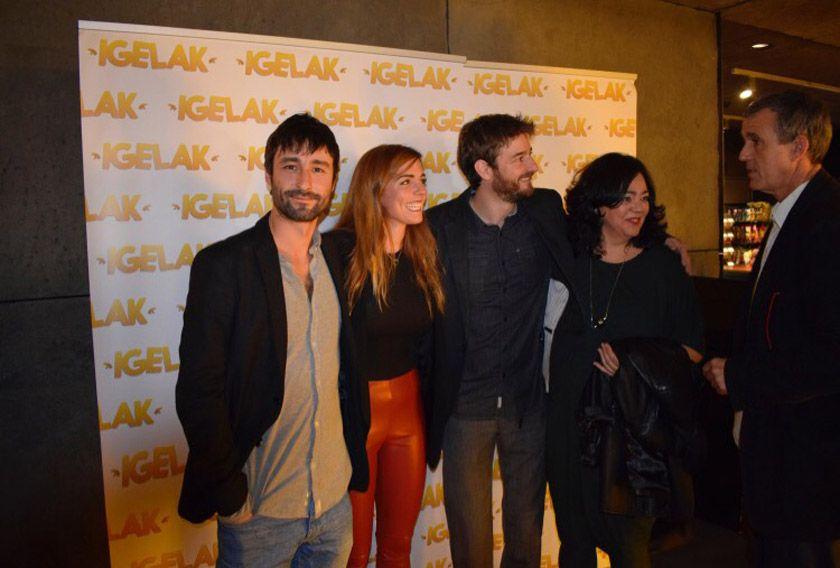 «Igelak (Ranas)», una noche de cine en el «megapuente» de diciembre - foto 4