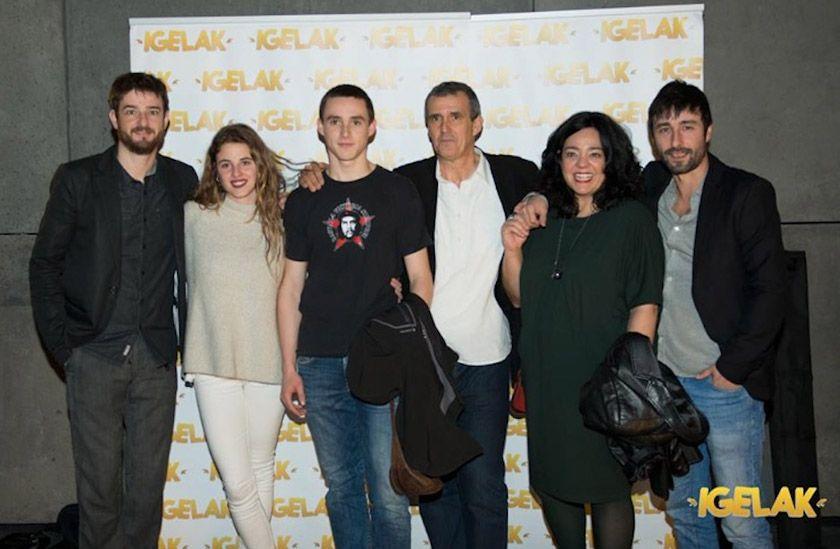 «Igelak (Ranas)», una noche de cine en el «megapuente» de diciembre - foto 5