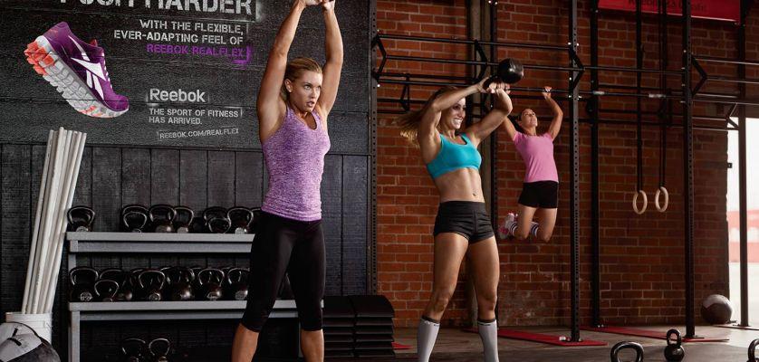 5 ejercicios para desarrollar tu fuerza sin ganar más volumen