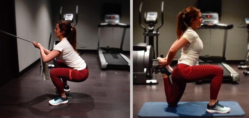 cuadriceps, ejercicios para tacones