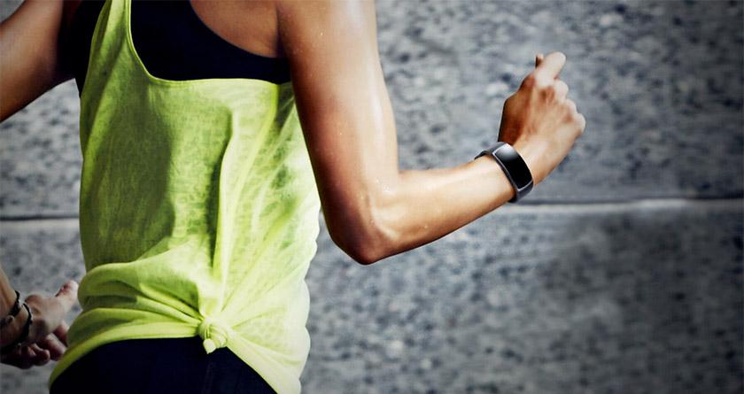 Las 12 mejores pulseras de actividad para tus sesiones de fitness - Samsung Gear Fit 2