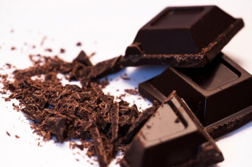 mejores alimentos saludables chocolate negro