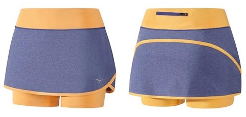 Colección de running y training de Mizuno para mujer - Active Skirt