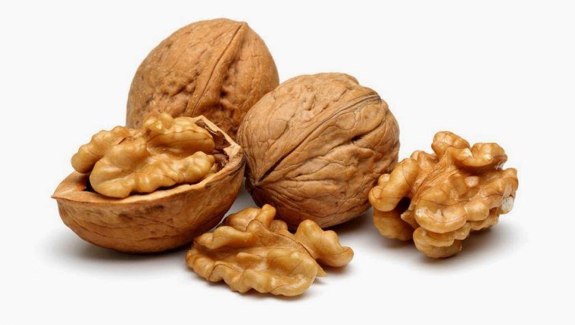 mejores alimentos saludables nueces