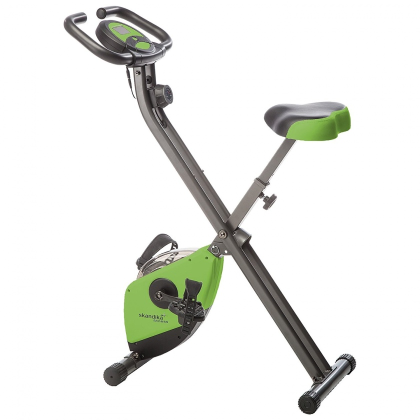 mejores-bicicletas-spinning-Skandika Foldaway X-1000