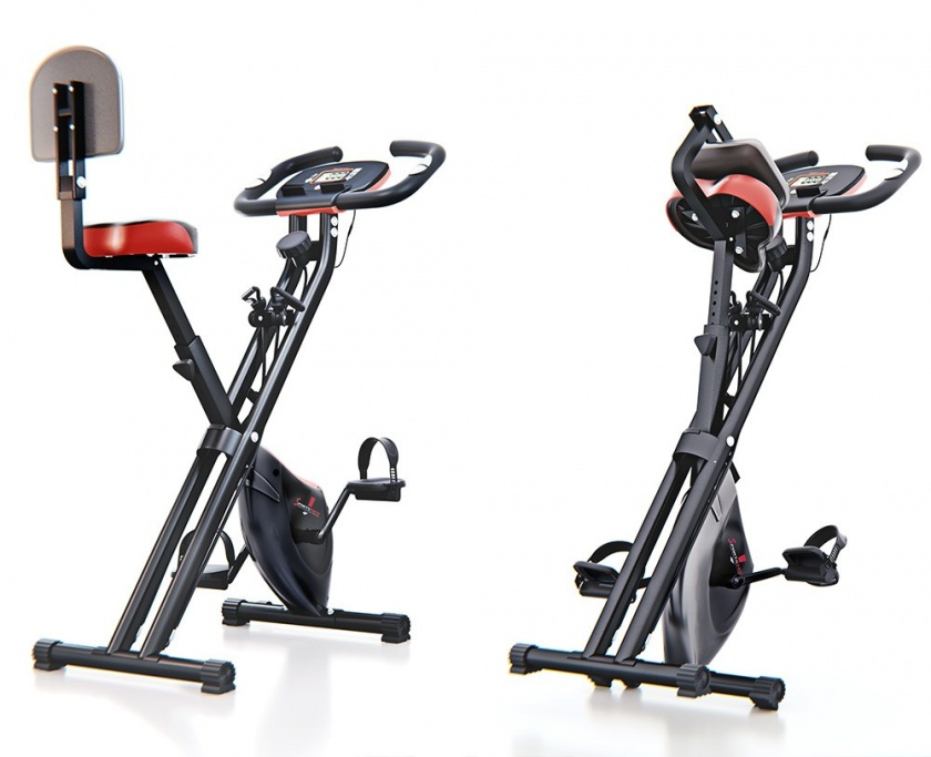 mejores-bicicletas-spinning-Sportstech F-Bike X100