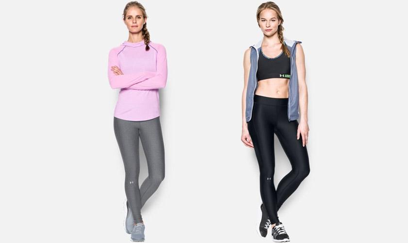 9 chollos de Under Armour que mejoran tu rendimiento para tus entrenos - Under Armour Heatgear (mallas de running)