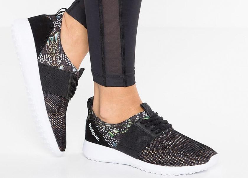 Outlet fitness online: Ofertas de Zalando en zapatillas de entrenamiento  - Desigual Speed