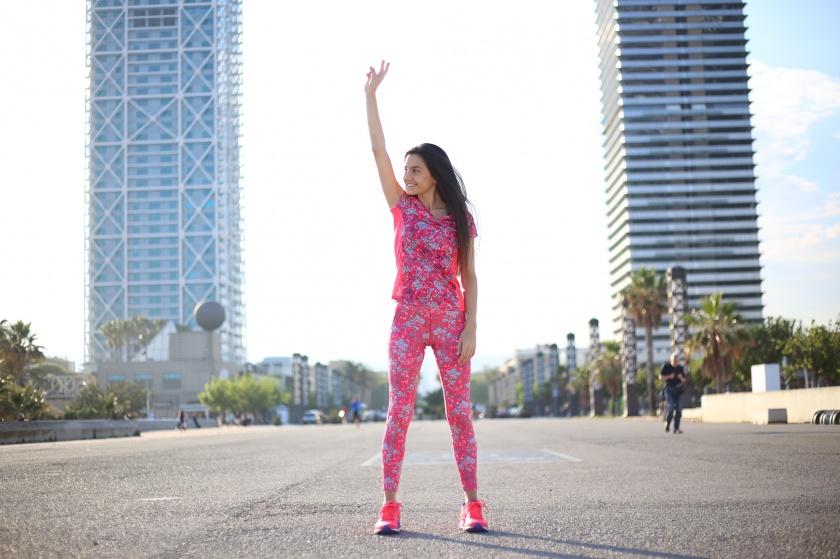 Mizuno en running y training