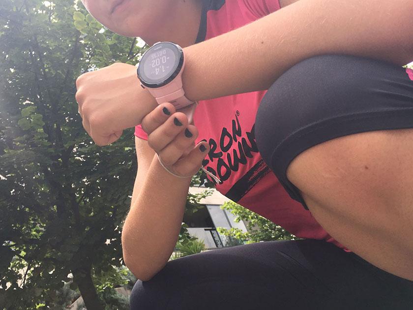 El reloj GPS Suunto Spartan Wrist HR Sakura, al detalle - foto 2