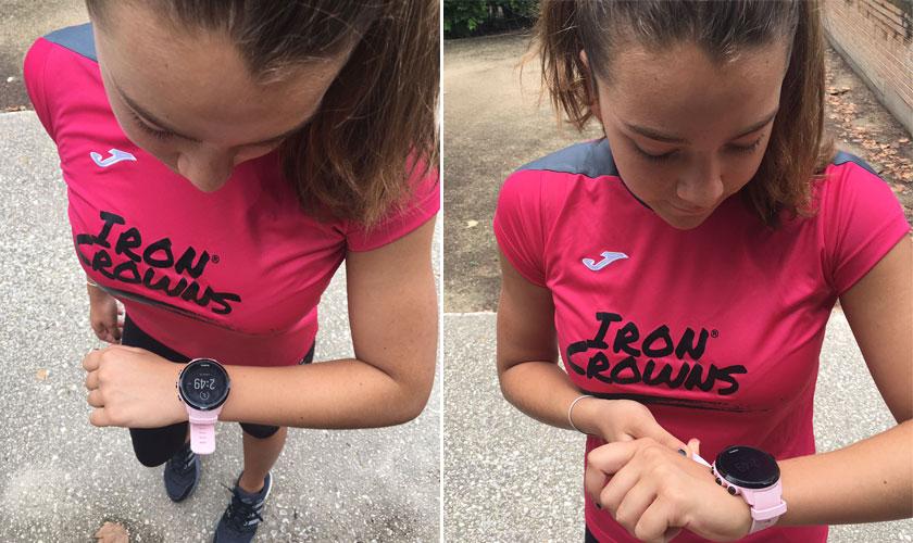 El reloj GPS Suunto Spartan Wrist HR Sakura, al detalle - foto 5