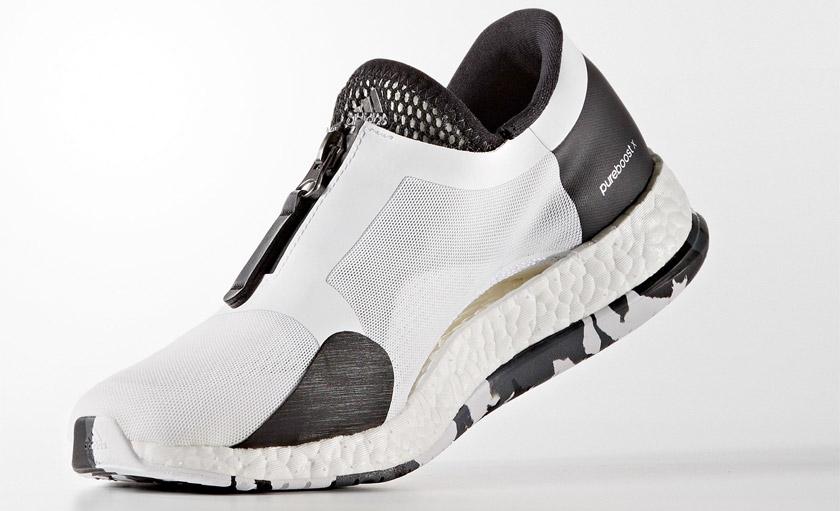 7 zapatillas multideporte para mujer que aseguran las mejores prestaciones - Adidas PureBoost X Trainer Zip