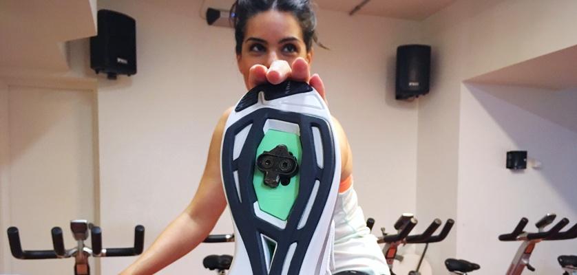 Zapatillas de spinning mujer de New Balance