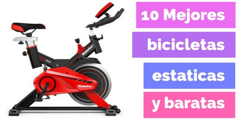 mejores bicis spinning 2017