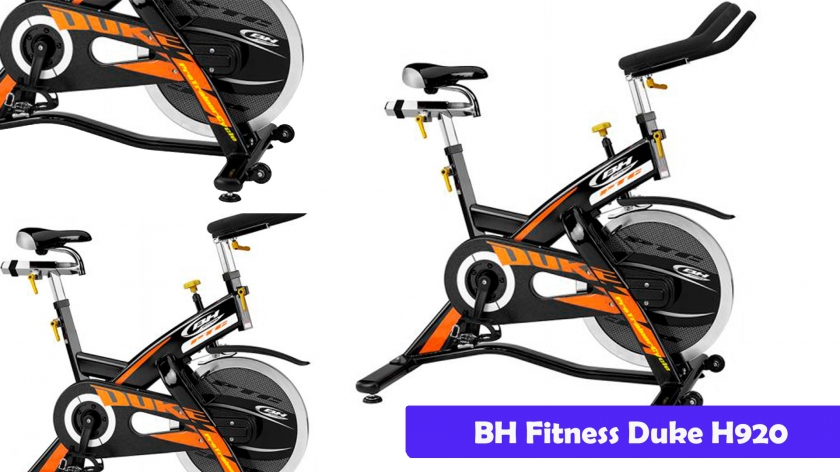 Ciclismo indoor BH Duke H920 - foto 1