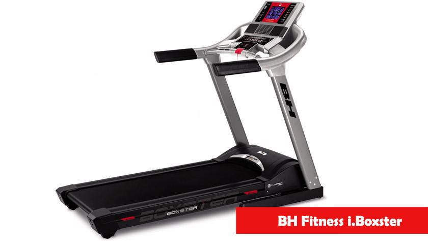 Cinta de correr BH Fitness i.Boxster  - foto 1
