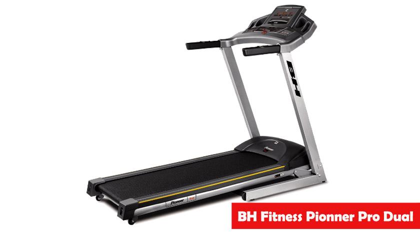 BH Fitness Pioneer Pro Dual