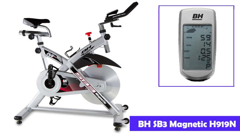 BH SB3 Magnetic H919N - foto 1