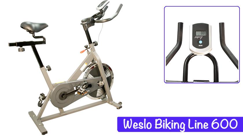 Weslo Biking Line 600 - foto 1