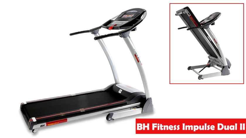 BH Fitness Impulse Dual II - foto 1
