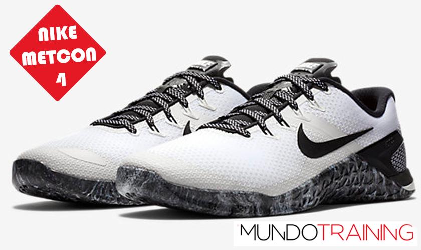 27ca8c5f53464 Las 8 mejores zapatillas de CrossFit 2018 - Nike Metcon 4