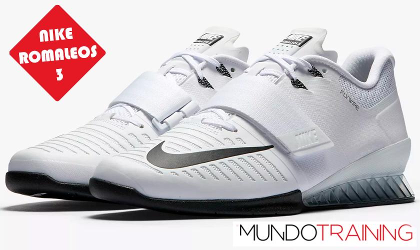 Las 8 mejores zapatillas de CrossFit 2018 - Nike Romaleos 3
