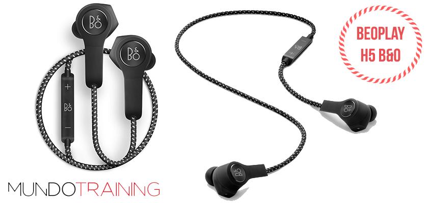 Los mejores auriculares inalámbricos para correr 2018 - Beoplay H5