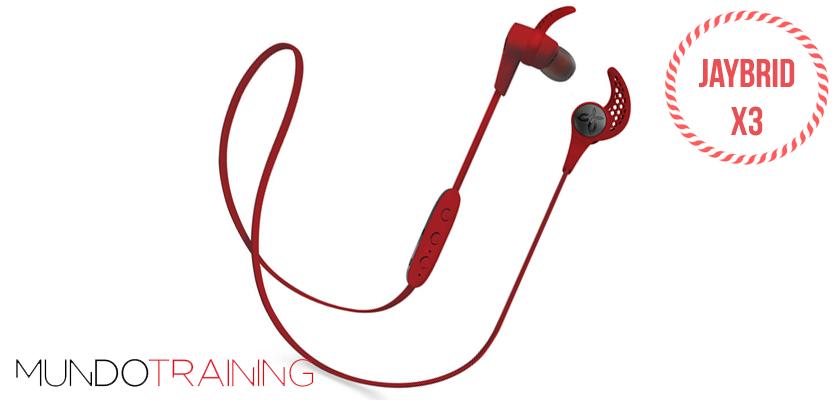 Los mejores auriculares inalámbricos para correr 2018 - Jaybrid X3