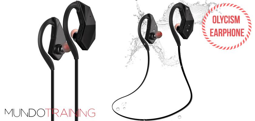 Los mejores auriculares inalámbricos para correr 2018 - Olycism Earphone