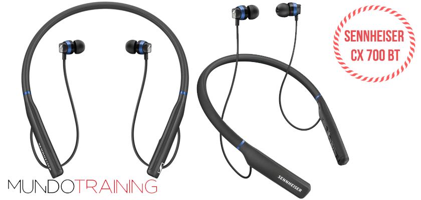 Los mejores auriculares inalámbricos para correr 2018 - Sennheiser CX 700 BT
