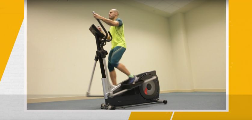 Ejercicios en la bicicleta el ptica beneficios y perjuicios de un entrenamiento diferente - Beneficios de la bici eliptica ...
