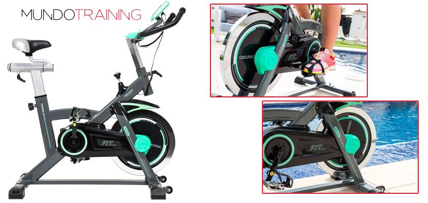 Las mejores bicicletas de spinning 2018 - Cecotec Extreme 20